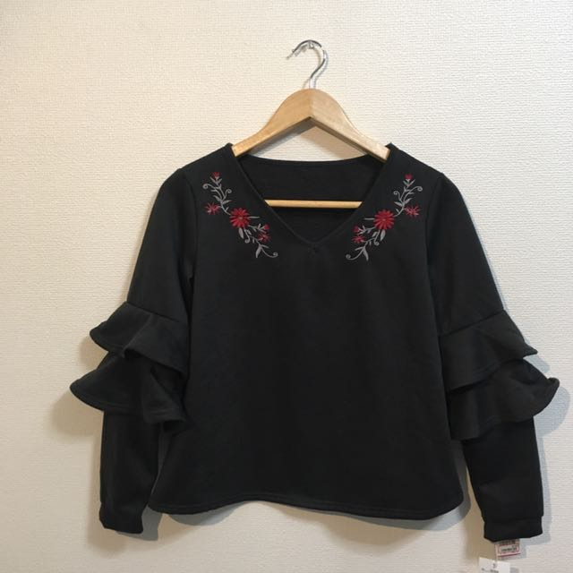 Flare Top from Japan