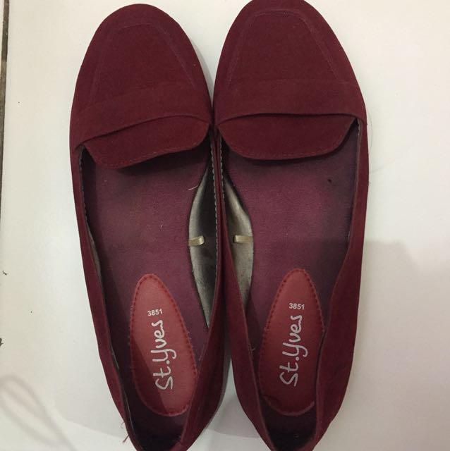 flatshoes st.yves size 39