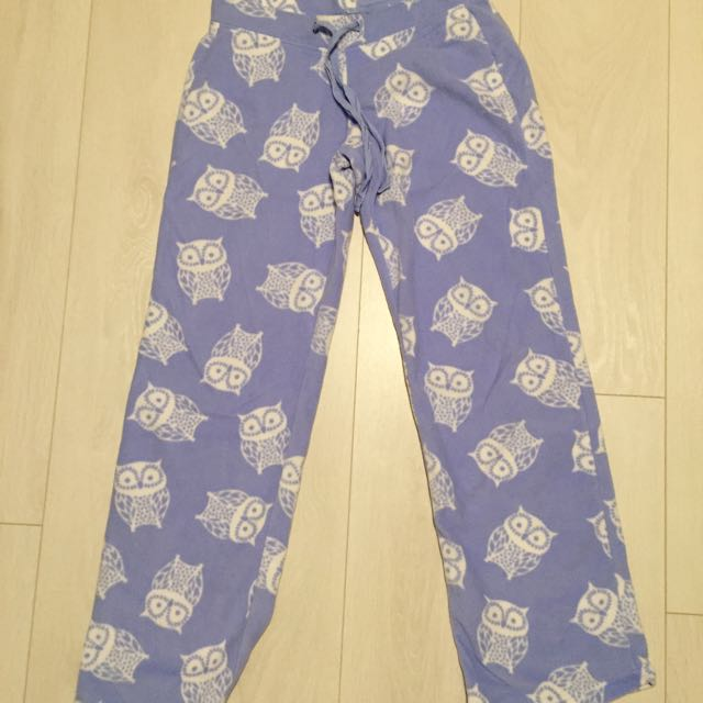Fleece PJ bottoms
