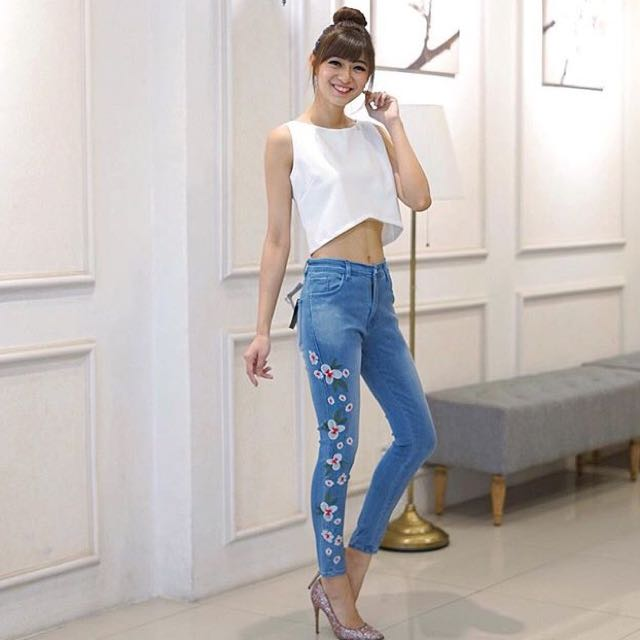 FLOLY Zara jeans