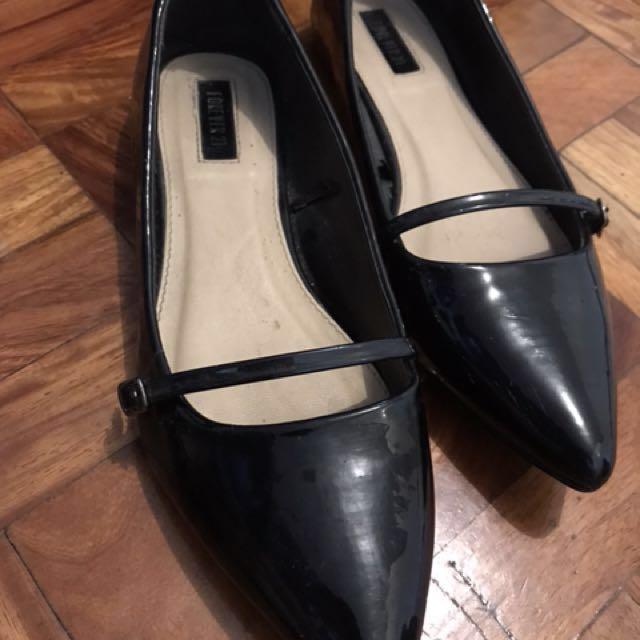 Forever21 black shoes
