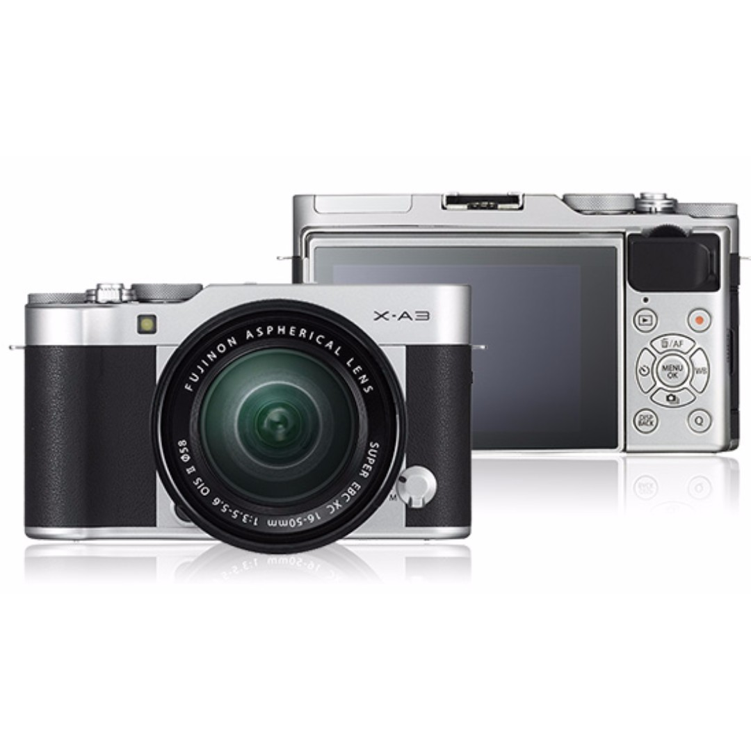 Fujifilm X-A3 with XC16-50mm F3.5-5.6 OIS II - NEGOTIABLE