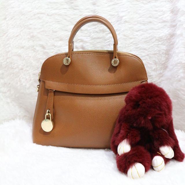 Fur Bearcat Bag Accent/Keychain