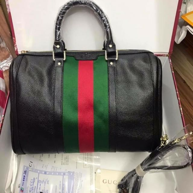 Gucci Speedy with sling