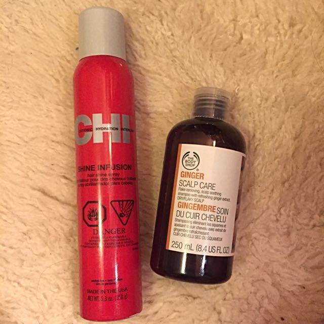 Hair care set-2 pc