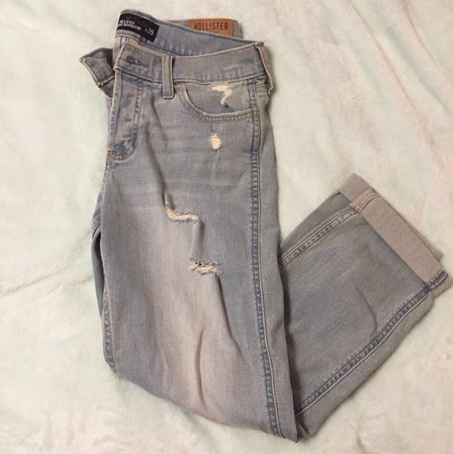 Hollister vintage boyfriend jeans size 1