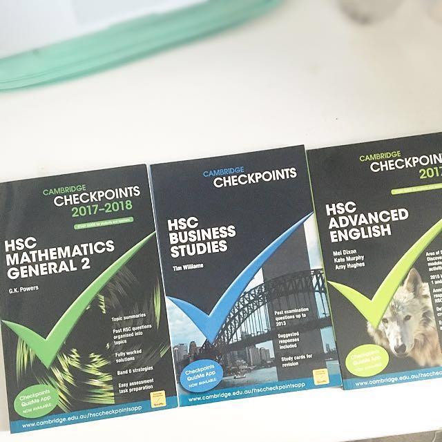 HSC TEXTBOOKS + ENGLISH TEXTS