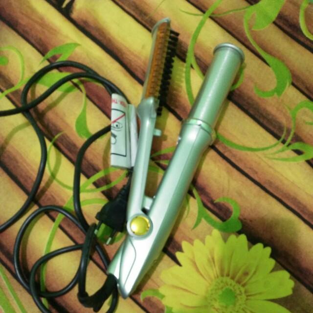 Instyler catokan dan blow rambut