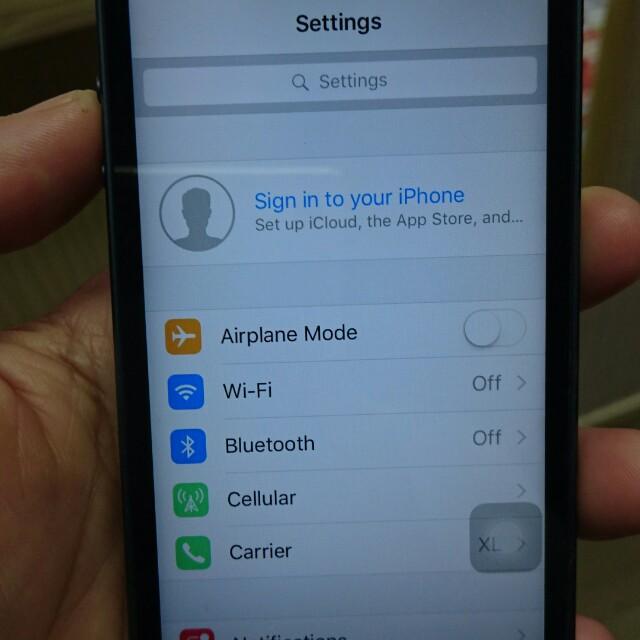 Iphone 5 16gb Black 4G LTE