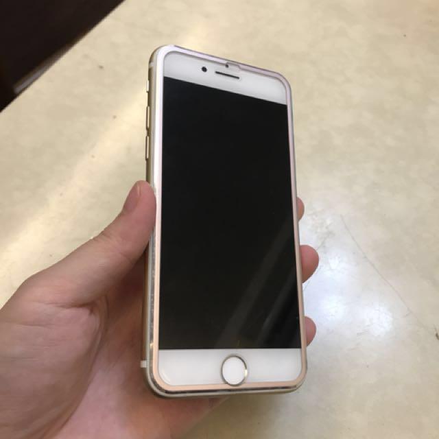 IPhone 6 64G 金色女用美機