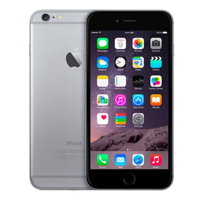 Iphone 6+ space gray