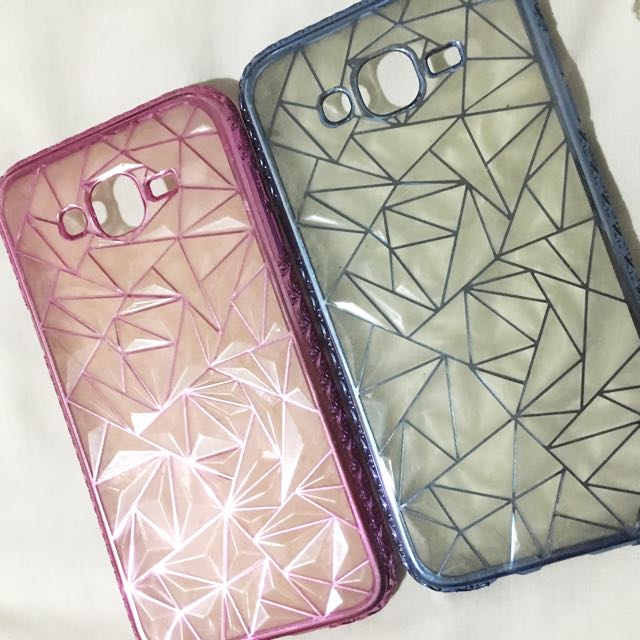 Samsung J7 Jelly Cases
