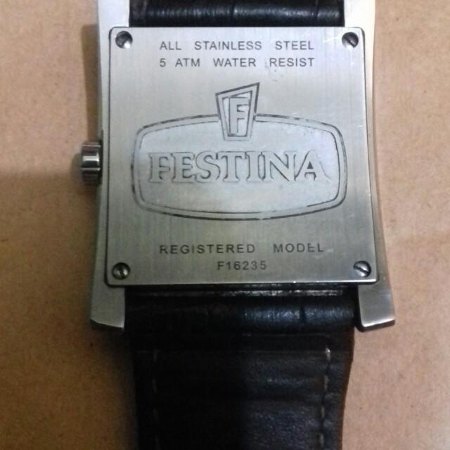 Jam tangan FESTINA