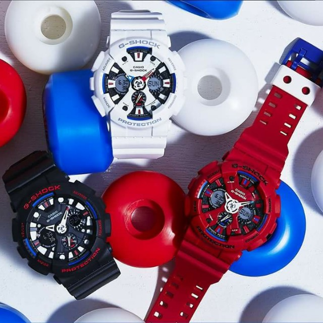 Japan OEM G shock and Baby G