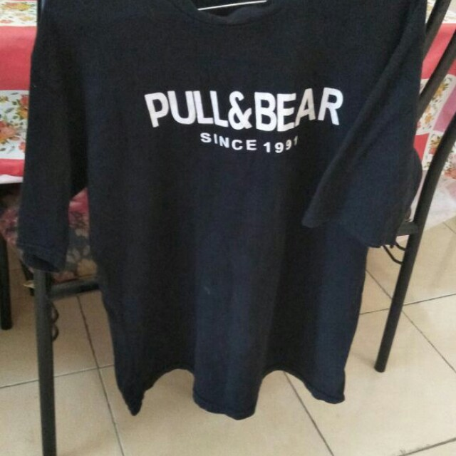 Kaos over size pull&bear kw