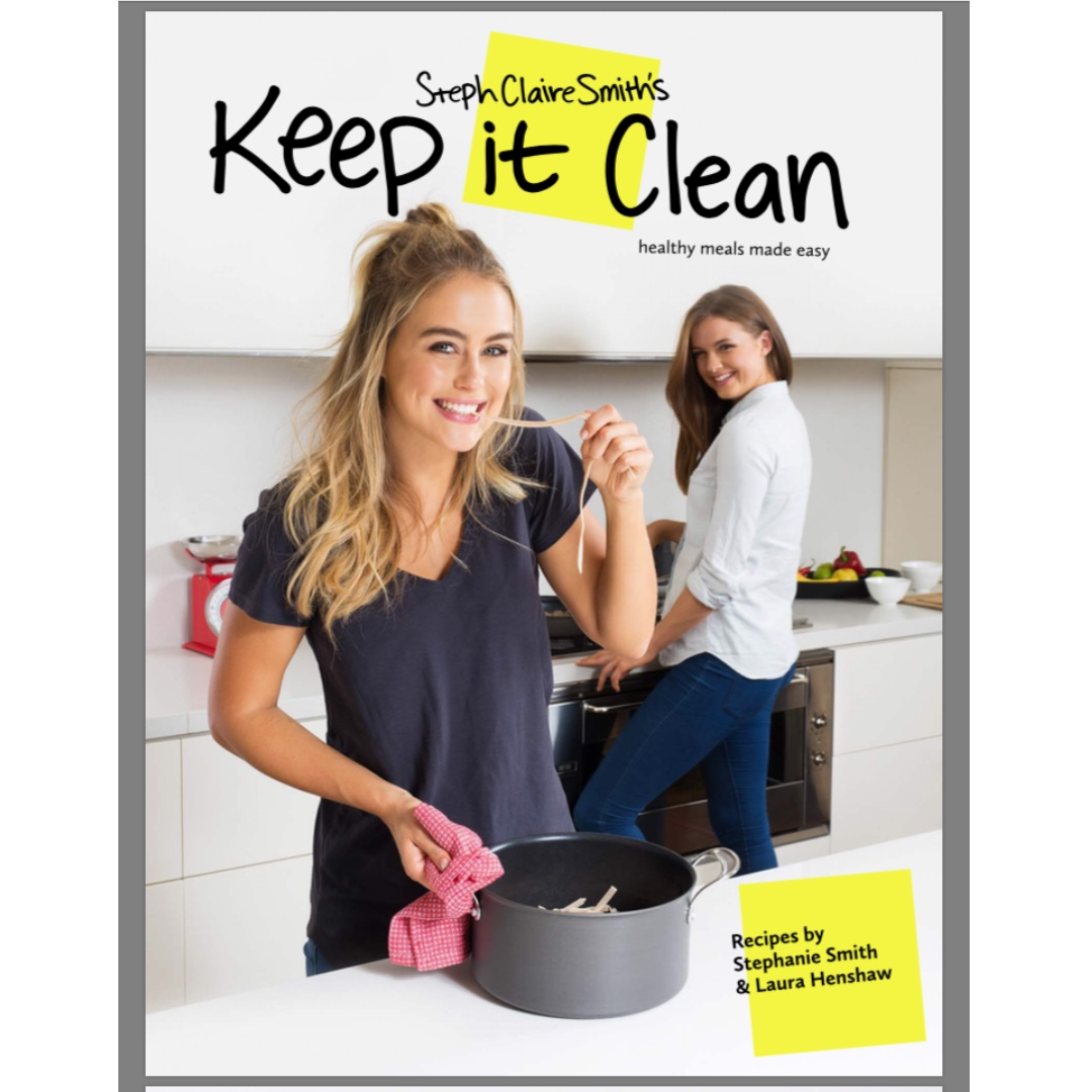 Keep it cleaner ebook