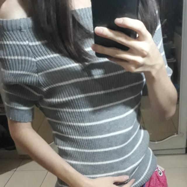 knit sabrina abu