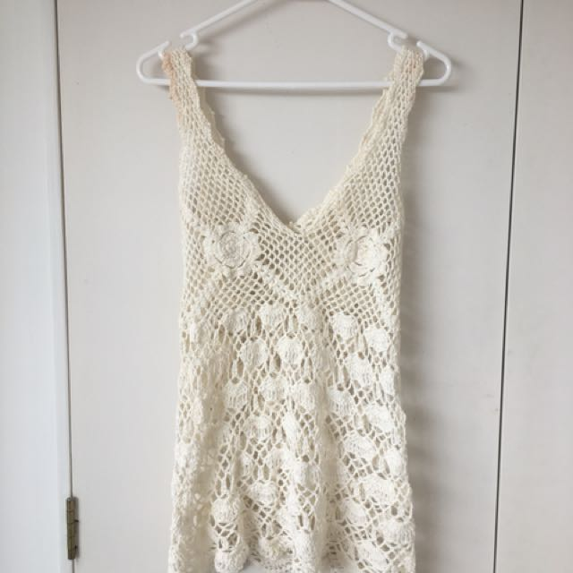 Knitted dress size S/8