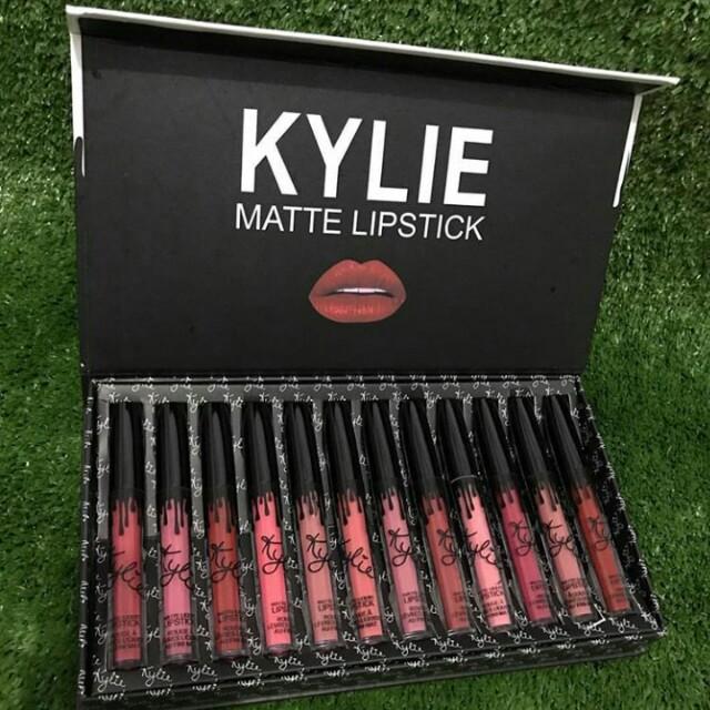 Kylie Lip Cream Matte