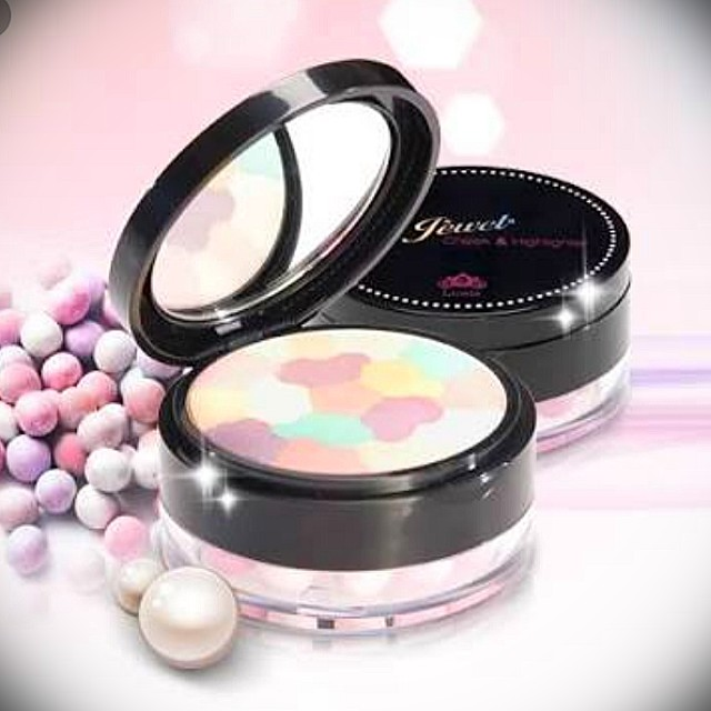 lioele 3d jewel cheek & highlighter