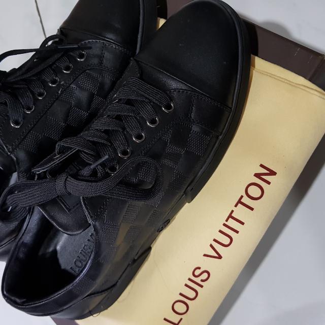 louis vuitton LV shoes mirror quality