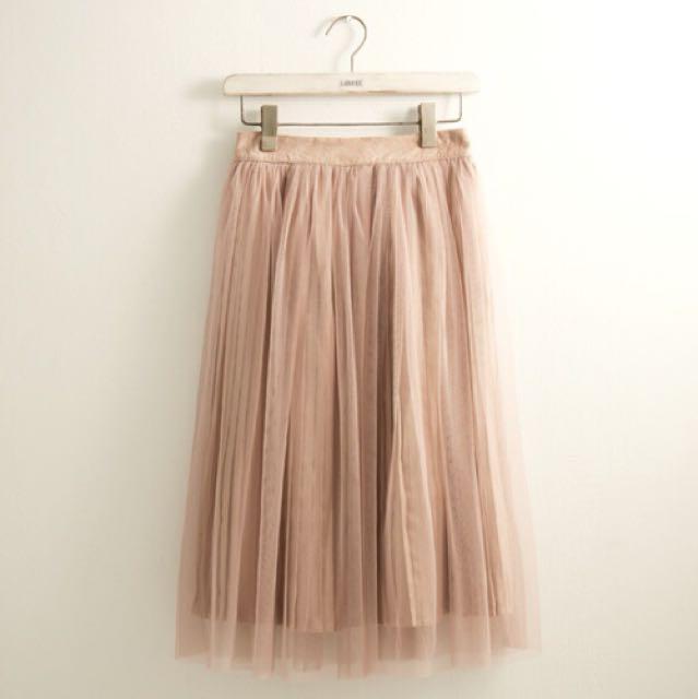 Lovfee飄逸氣質紗裙