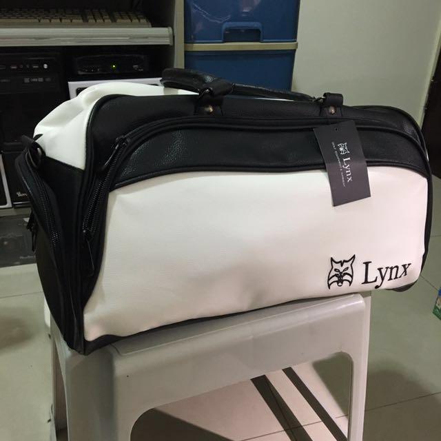 Lynx 高爾夫球包 衣物包