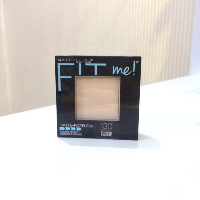 Maybelline Fit Me Matte+Poreless Powder