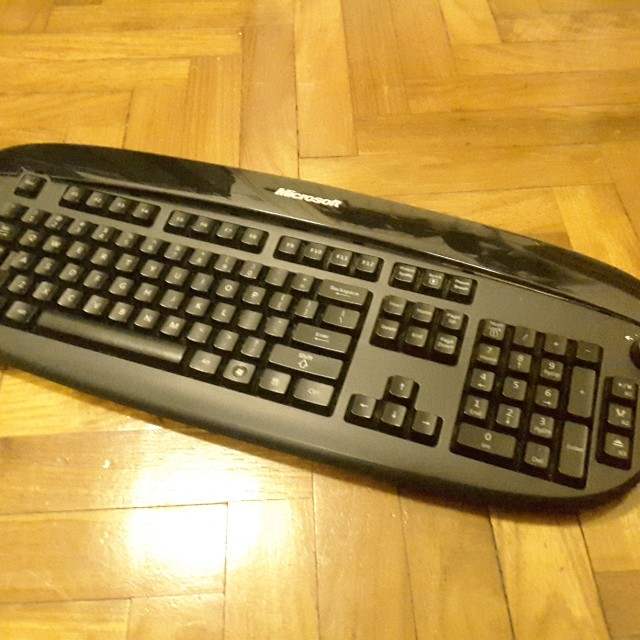 14ae5d51501 Microsoft Reclusa Keyboard, Electronics, Computer Parts ...