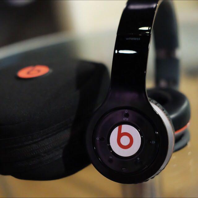 Monster Beats by Dr.Dre Wireless Bluetooth Headphones
