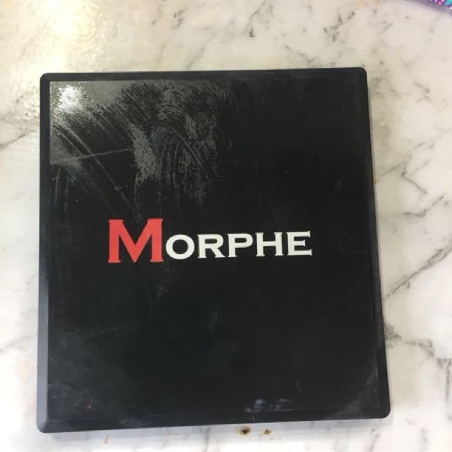 Morphe highlight palette