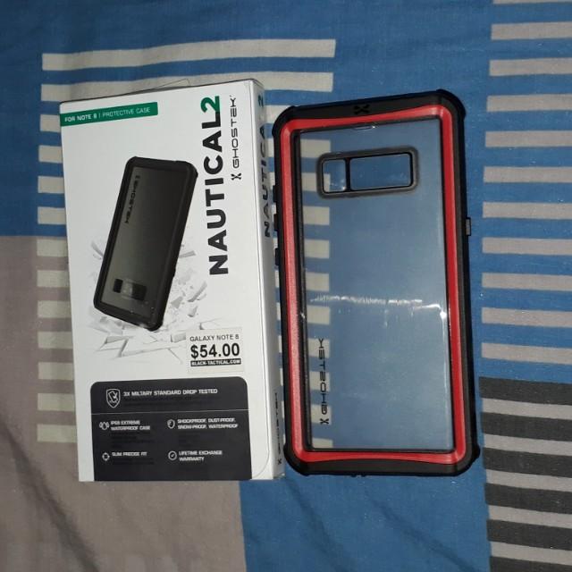 ghostek note 8  NAUTICAL 2 GHOSTEK NOTE 8 CASING, Mobile Phones & Tablets, Mobile ...
