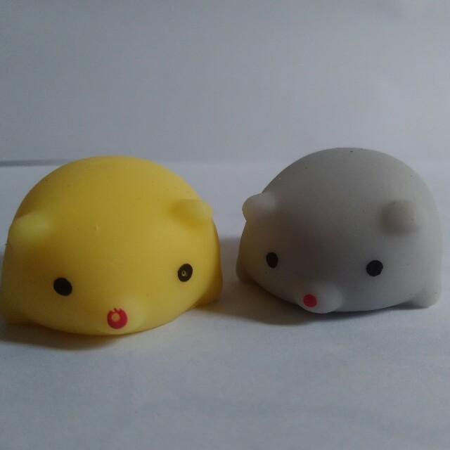 (New) 9gag Mochi Seal Squishy Binatang Gembul Termurah