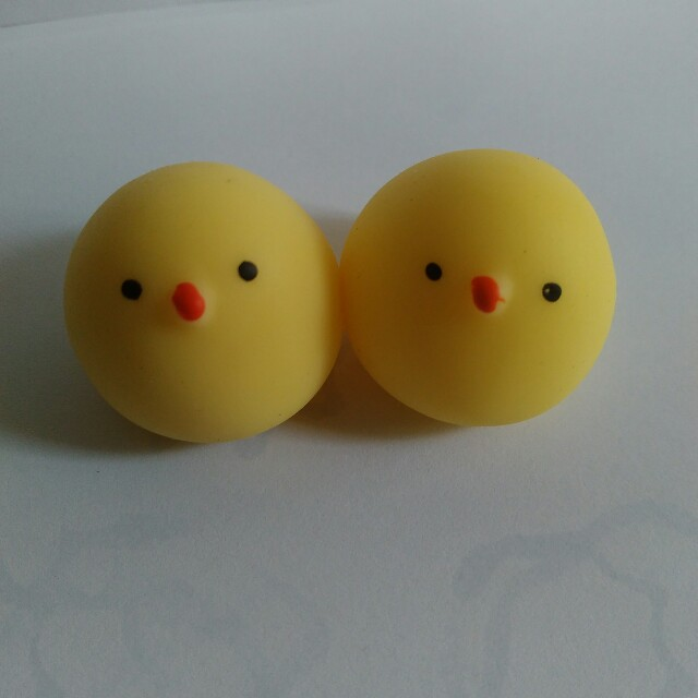 (New) 9gag Mochi Seal Squishy Murah Chicken Stress Relief