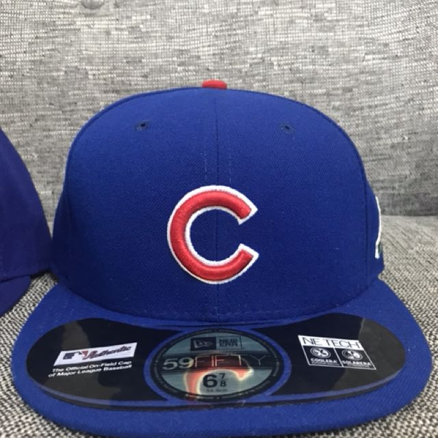 New era Chicago Cubs 芝加哥小熊隊🐻 棒球帽🧢限量