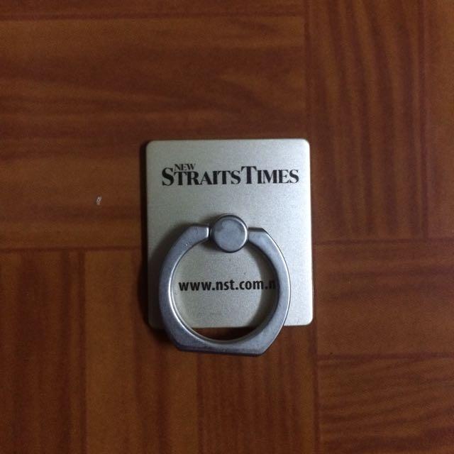New Straits Time keyring #MidNovember50
