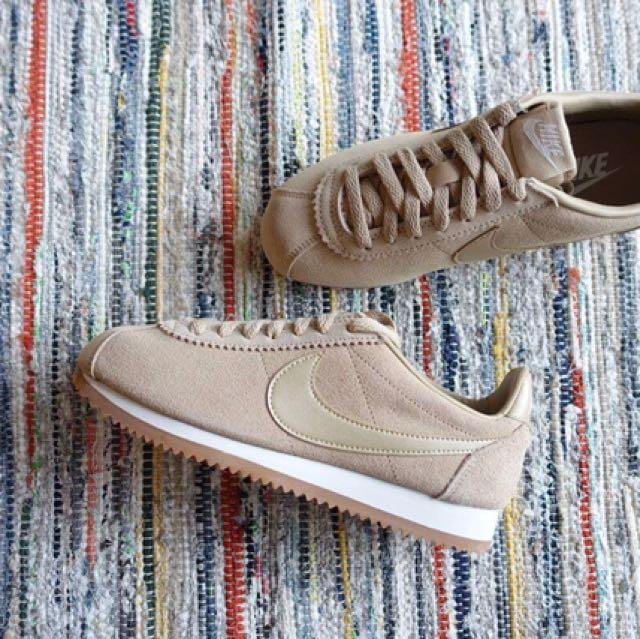 Nike Cortez  Suede 阿甘鞋