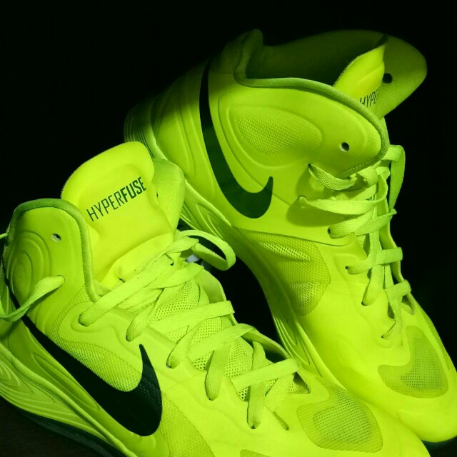 Nike Hyper fuse almost new