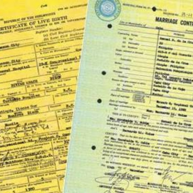 Nso Birth Certificate Assistance Everything Else On Carousell
