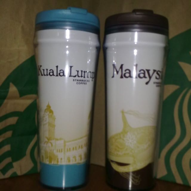 Open PO Tumber Starbucks Malaysia