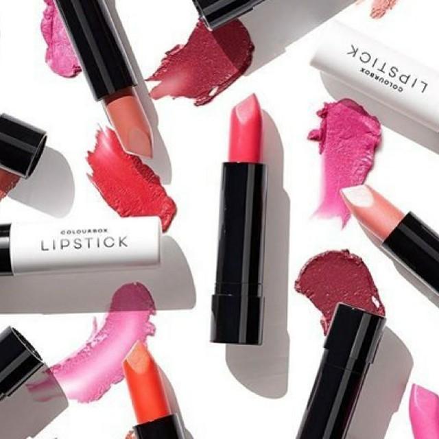Oriflame lipstick and lipbalm