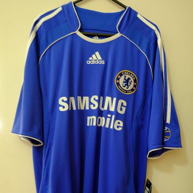 check out 1db9c a86ec Original Chelsea Jersey Season 2006-2008