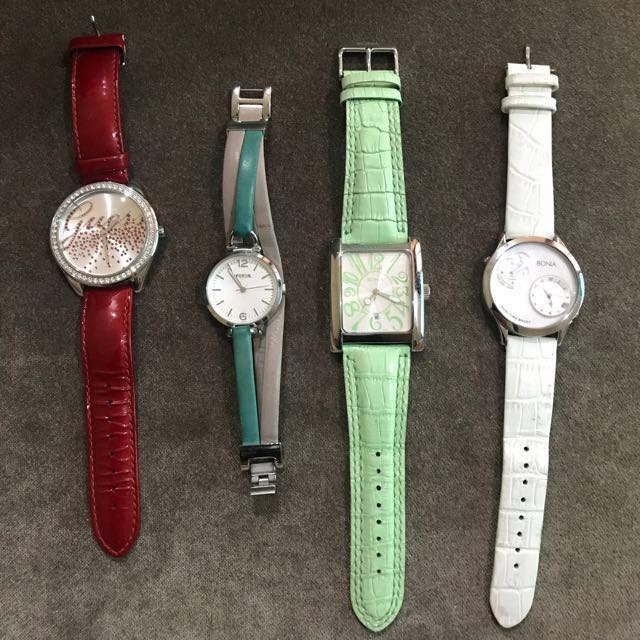 Original luxury watches