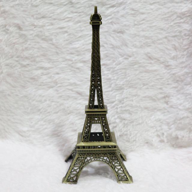 Paris Metal Standee