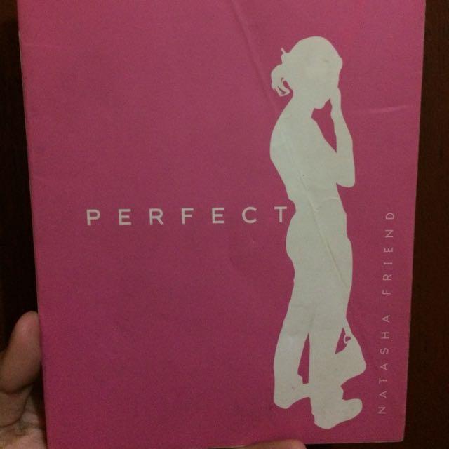 Perfect Novel by Natasha Friend