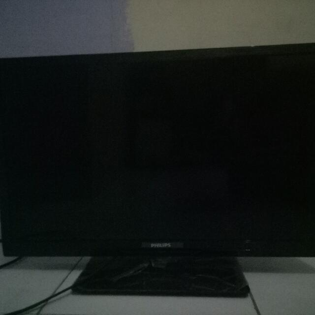 Reprice🎁Philips LED 24inch