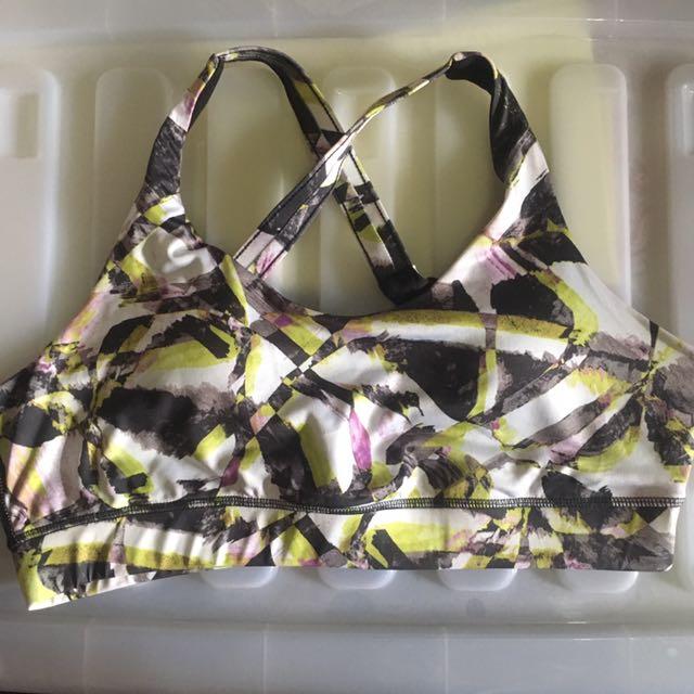 Plus size sports bra size XL