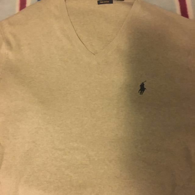 Polo Ralph Lauren Beige Sweater