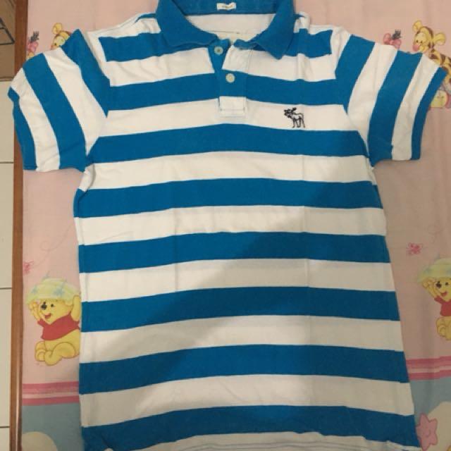 Polo shirt abercrombie
