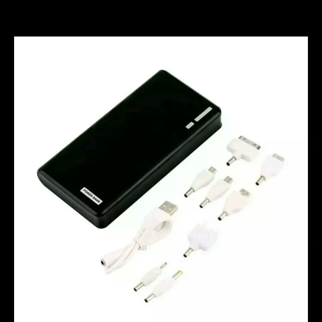 Power bank 50000mah dual ports